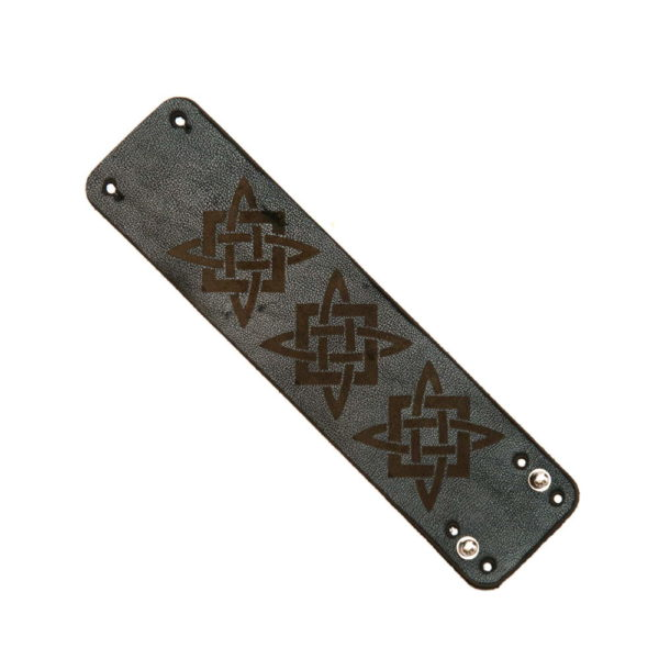 кельтский орнамент на браслете