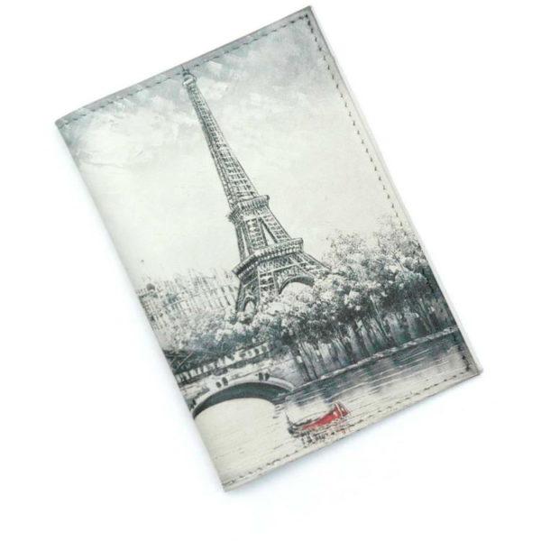 обложка на паспорт с принтом