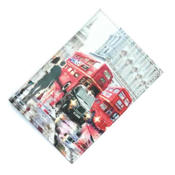 обложка с Лондоном