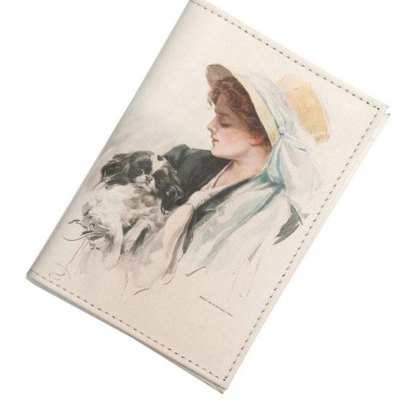 обложка дама с собачкой